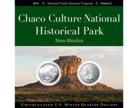 Chaco Culture National Park Quarter Collection