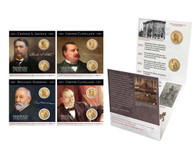 2012 Presidential $1 Coin Collection Annual Pack