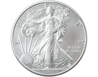 2013 Silver Eagle in Velvet Box