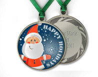 Santa Happy Holiday's - Limited Edition Ornament