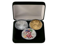 2011 American Eagle 3-Coin Set