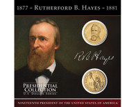Rutherford B. Hayes $1 Coin Collection