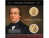 Andrew Johnson $1 Coin Collection