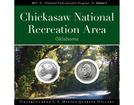 Chickasaw Nat'l Recreation Area Quarter Collection