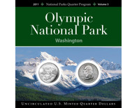 Olympic National Park Quarter Collection