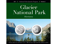 Glacier National Park Quarter Collection