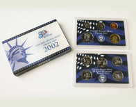 2002 United States Proof Set