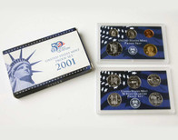 2001 United States Proof Set