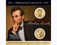 Abraham Lincoln $1 Coin Collection