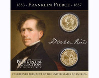 Franklin Pierce $1 Coin Collection