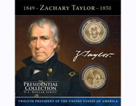 Zachary Taylor $1 Coin Collection
