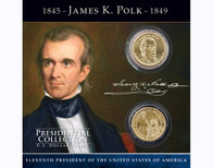 James K Polk $1 Coin Collection