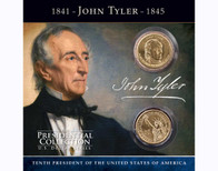 John Tyler $1 Coin Collection