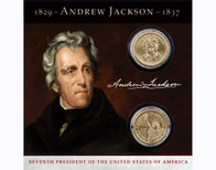 Andrew Jackson $1 Coin Collection