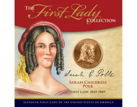 Sarah Polk First Lady Collection