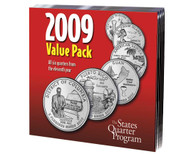 2009 Quarter Collection Annual Pack