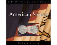 American Samoa Quarter Collection