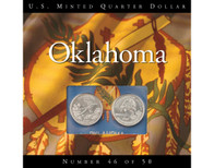 Oklahoma Quarter Collection