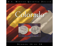 Colorado State Quarter Collection