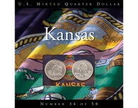 Kansas Quarter Collection