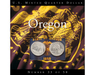 Oregon Quarter Collection