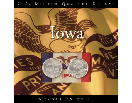 Iowa Quarter Collection
