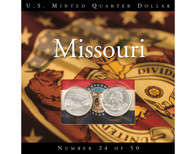 Missouri State Quarter Collection