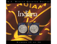 Indiana Quarter Collection