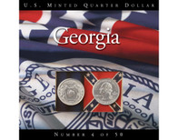 Georgia Quarter Collection