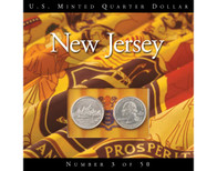 New Jersey Quarter Collection