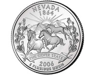 2006 Nevada Quarter D Mint