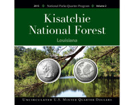 Kisatchie National Forest Quarter Collection