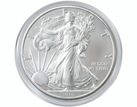 2016 Silver Eagle in Airtight