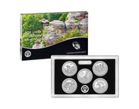 2016 Quarters Silver Proof Set