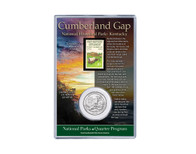 Cumberland Gap National Historical Park Coin & Stamp Set