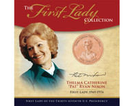 """Thelma Catherine """"Pat"""" Ryan Nixon First Lady Collection - 37th Presidency"""