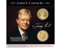 "James Earl ""Jimmy"" Carter Presidential Commemorative Coin Collection"