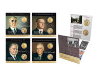 2014 Presidential $1 Coin Collection Annual Pack