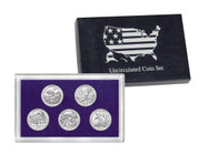 2016 Five Quarter Uncirculated Set
