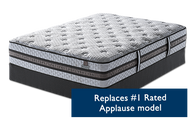 Serta iSeries Vantage Plush Mattress Hybrid
