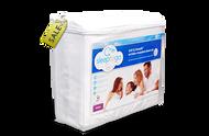 Serta Sleep To Go Premium Cotton Sheet Set