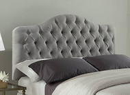 Fashion Bed Group Martinique Upholstered Headboard Putty