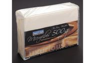 Leggett & Platt Bed Sheet Set 4 Piece Microfiber 500g Performance White