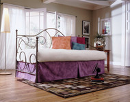 Fashion Bed Group Caroline Daybed in Flint with Link Spring