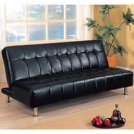 Coaster Leather Sofa Bed