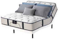 Serta Perfect Sleeper Sunset Peak Plush Motion Essentials II Adjustable Bed Set