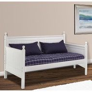 Fashion Bed Group Casey Daybed in White Image 1