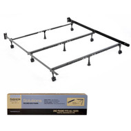 Fashion Bed Group Solutions Universal Folding Bed Frame, All Sizes Image 1