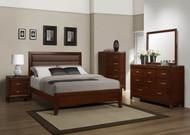 Homelegance Ottowa Collection 4 Piece Bedroom Set