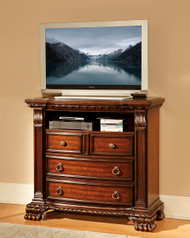 Homelegance Orleans Collection Media Chest